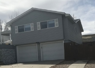 Foreclosed Home in Green River 82935 WAGGENER ST - Property ID: 4335967244