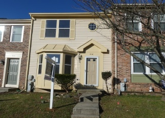 Foreclosed Home in Bel Air 21014 DORA PL - Property ID: 4336413549