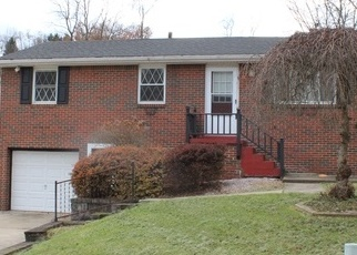 Foreclosed Home in Pittsburgh 15235 EVERGLADE DR - Property ID: 4336720567