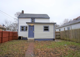 Foreclosed Home in Indianapolis 46218 N TEMPLE AVE - Property ID: 4337783531