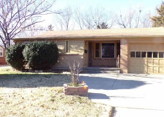 Foreclosed Home in Wichita 67216 S LARKIN DR - Property ID: 4337787919