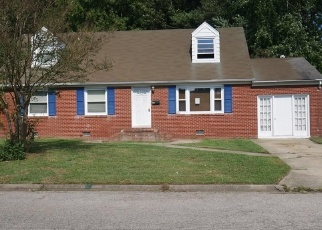 Foreclosed Home in Newport News 23601 HEMLOCK RD - Property ID: 4337914935