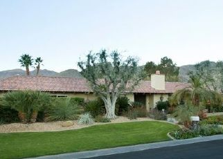 Foreclosed Home in Rancho Mirage 92270 N THUNDERBIRD TER - Property ID: 4337976231