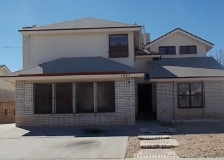 Foreclosed Home in El Paso 79936 DEAN JONES ST - Property ID: 4338058131