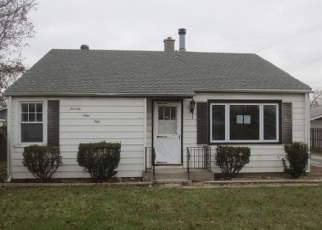 Foreclosed Home in Burbank 60459 LATROBE AVE - Property ID: 4338181201
