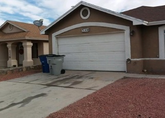 Foreclosed Home in El Paso 79936 MANNY AGUILERA DR - Property ID: 4338462387