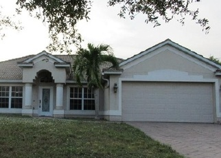 Foreclosed Home in Cape Coral 33993 NW 32ND PL - Property ID: 4338483861