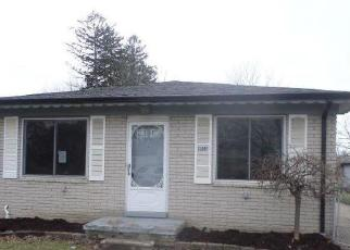 Foreclosed Home in Clinton Township 48035 KIRBY ST - Property ID: 4339363296