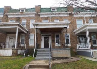 Foreclosed Home in Baltimore 21216 FAIRVIEW AVE - Property ID: 4339437762