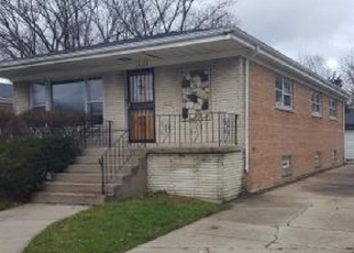 Foreclosed Home in Dolton 60419 MADISON AVE - Property ID: 4341067909