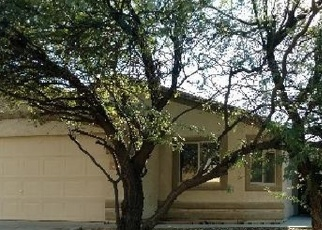 Foreclosed Home in Tucson 85756 S CANTERBURY TALE DR - Property ID: 4341210230