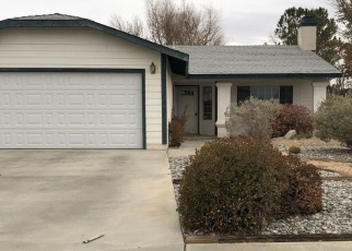 Foreclosed Home in Ridgecrest 93555 ASHTON ST - Property ID: 4342226786