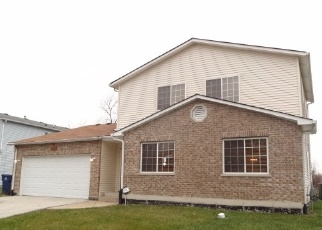 Foreclosed Home in Matteson 60443 COLGATE LN - Property ID: 4342379634