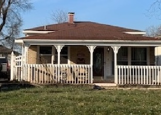 Foreclosed Home in Posen 60469 S CLEVELAND AVE - Property ID: 4342680518