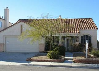 Foreclosed Home in Henderson 89015 SCENIC TERRA DR - Property ID: 4342847833