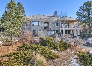 Foreclosed Home in Castle Rock 80108 AZTEC DR - Property ID: 4342864917