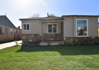Foreclosed Home in Lynwood 90262 CEDAR AVE - Property ID: 4343092203