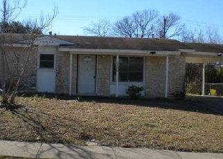 Foreclosed Home in San Antonio 78227 MARTINIQUE DR - Property ID: 4343241562