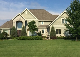 Foreclosed Home in West Bend 53095 JUNIPER LN - Property ID: 4343636166