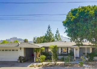 Foreclosed Home in La Mesa 91941 MISSION BELL LN - Property ID: 4343643624