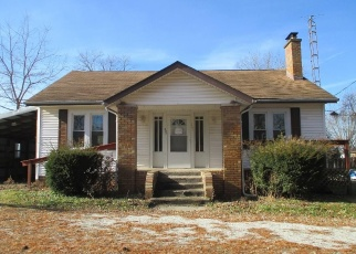 Foreclosed Home in Milroy 46156 S PLEASANT ST - Property ID: 4344154292