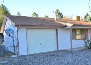 Foreclosed Home in Cottonwood 86326 E SABINO TRL - Property ID: 4344343955