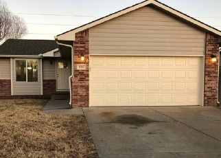 Foreclosed Home in Haysville 67060 S TWIN PINES AVE - Property ID: 4344417975