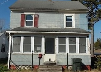 Foreclosed Home in Snow Hill 21863 BELT ST - Property ID: 4344441617