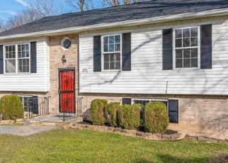 Foreclosed Home in Suitland 20746 SHADYSIDE AVE - Property ID: 4344636512