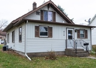 Foreclosed Home in Hutchinson 55350 MONROE ST SE - Property ID: 4345040768