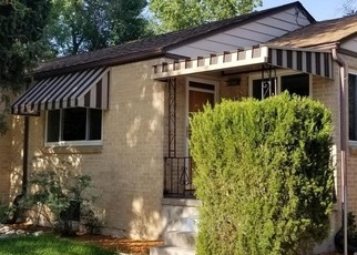 Foreclosed Home in Denver 80207 POPLAR ST - Property ID: 4345393776