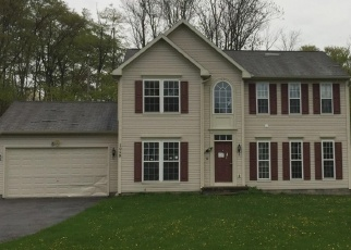 Foreclosed Home in Webster 14580 FAWN WOOD DR - Property ID: 4346177301