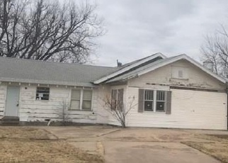 Foreclosed Home in Hobart 73651 S MONROE ST - Property ID: 4346600835