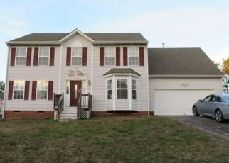 Foreclosed Home in Chesterfield 23832 GILLS GATE DR - Property ID: 4346815432