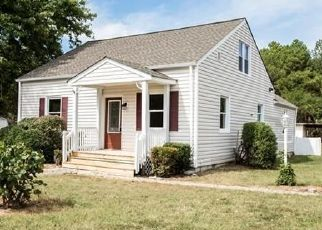 Foreclosed Home in Chesterfield 23838 MORRISETT RD - Property ID: 4347404504