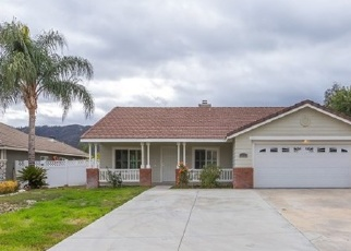 Foreclosed Home in Wildomar 92595 PALOMAR ST - Property ID: 4347595463