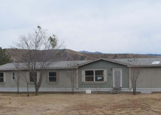 Foreclosed Home in Mimbres 88049 VALLE DE UVAS - Property ID: 4347860887