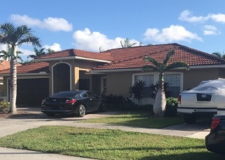Foreclosed Home in Miami 33196 SW 99TH TER - Property ID: 4348312876