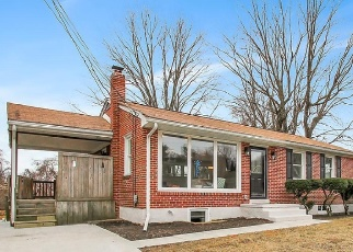 Foreclosed Home in Havre De Grace 21078 SAINT JAMES TER - Property ID: 4348392581
