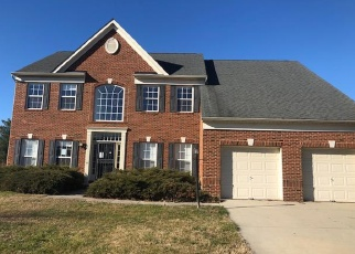Foreclosed Home in La Plata 20646 FESCUE CIR - Property ID: 4348564254