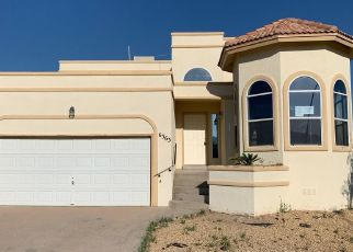 Foreclosed Home in El Paso 79932 BEA MARTINEZ - Property ID: 4348876537