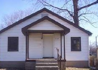 Foreclosed Home in Indianapolis 46218 N OLNEY ST - Property ID: 4351163641