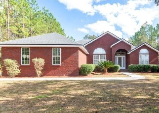 Foreclosed Home in Glen Saint Mary 32040 HUNTERS RDG W - Property ID: 4351303347