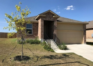 Foreclosed Home in Seguin 78155 GATESHEAD DR - Property ID: 4352002352