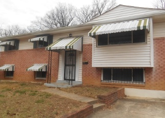 Foreclosed Home in Oxon Hill 20745 GALLOWAY DR - Property ID: 4352248947
