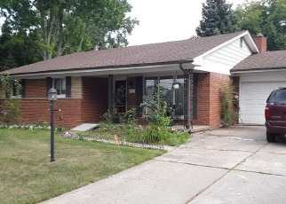 Foreclosed Home in Clinton Township 48035 KING DR - Property ID: 4352610258