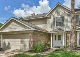 Foreclosed Home in Houston 77095 HONEY CREEK LN - Property ID: 4353376276