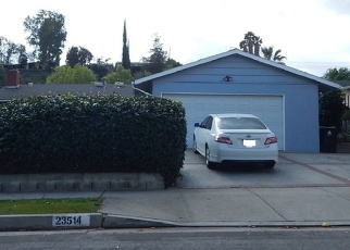 Foreclosed Home in Woodland Hills 91367 ERWIN ST - Property ID: 4353581698