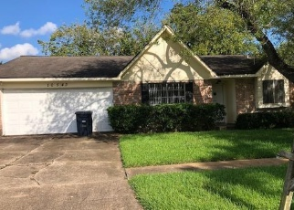Foreclosed Home in Sugar Land 77498 QUAIL RIDGE LN - Property ID: 4354118205