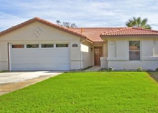 Foreclosed Home in La Quinta 92253 AVENIDA ALVARADO - Property ID: 4355480305